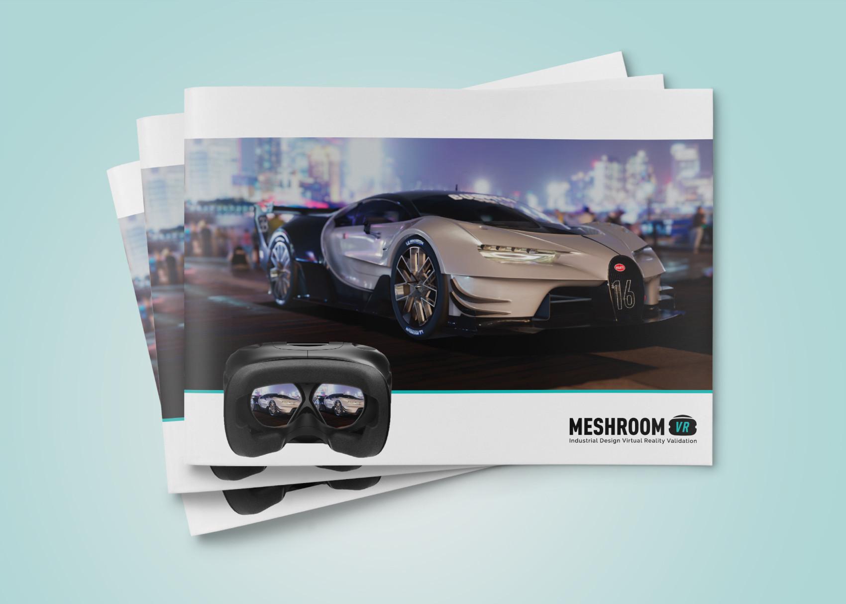 Design-MeshroomVR